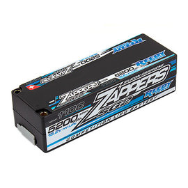 Team Associated ASC27341  Reedy Zappers 4S 15.2v 5200mAh 110C LiPo w/ 5mm Bullets