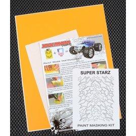 XXX Main M068L Super Starz Paint Mask Kit