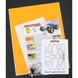 XXX Main M031L Rippin Paint Mask Kit