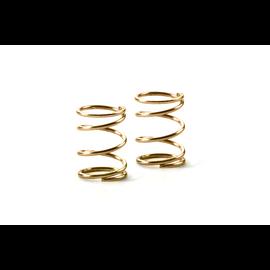Xray XRA372176  Front Spring 4.25 Coils 3.6x6x0.4mm, C=1.5 - Gold (Soft) (2)  X12 X1 X10