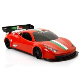 "Mon-Tech Racing MB-019-015L  Mon-Tech Italia ""La Leggera"" 1/12th GT Body"