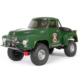 Axial Racing AXI03001T2  Green 1/10 SCX10 II 1955 Ford F-100 Truck 4WD RTR