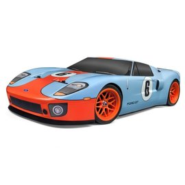 HPI HPI120098  RS4 Sport 3 Flux Ford GT LM Heritage Edition Brushless RTR