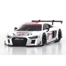 "Kyosho KYOMZP234AS-B  ASC MR-03W-MM ASC Audi R8 LMS Body  ""White"""