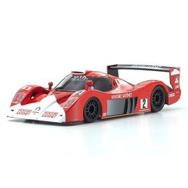 Kyosho KYOMZP334L2  ASC MR-03W-LM Toyota GT-One TS020 No. 2 Body