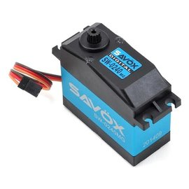 "Savox SW-0240MG  ""Super Speed"" Waterproof Digital 1/5 Scale Servo (High Voltage)"