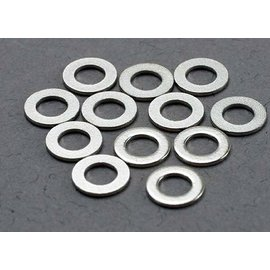 Traxxas TRA2746  3x6mm Metal Washers (12)