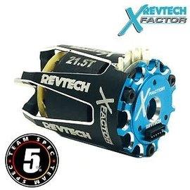 Trinity REV1103T  X-Factor 21.5T Team Spec Brushless Motor