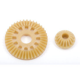 Team Associated ASC3914  Differential Ring Gear & Drive Pinion Gear  TC4