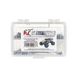 RCZTRA067  RC Screwz Stainless Screw Kit Stampede VXL TSM