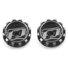Revolution Design RDRP0312-BLK  Revolution Design XB2 Battery Thumb Nut (Black) (2)