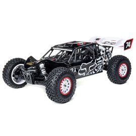 TLR / Team Losi LOS03027T2  1/10 Tenacity DB Pro 4WD Desert Buggy Brushless RTR with Smart, Fox Racing