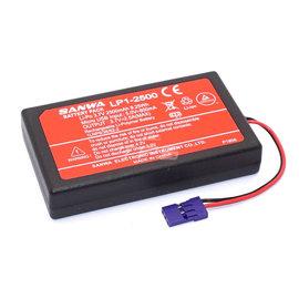 Sanwa SNW107A10981A Sanwa M17 Battery 1S Lipo 2500mah