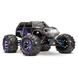 Traxxas TRA56076-4  Purple Summit 1:10 4WD  Extreme Terrain Monster Truck