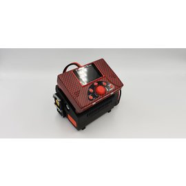RC DISCHARGER Black Regenerative Discharger for iCharger Duo / X6