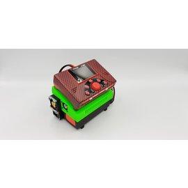 RC DISCHARGER Green Regenerative Discharger for iCharger Duo / X6
