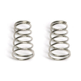Team Associated ASC4643  Silver Side Springs 5.00 lb/in  R5.1  R5.2