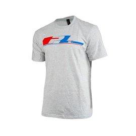 Proline Racing PRO9836-03  Pro-Line 82 Rewind Light Gray T-Shirt (L)