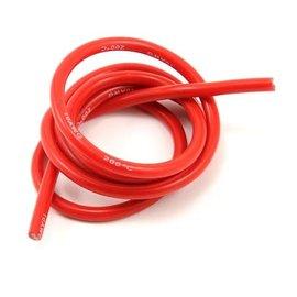 Protek RC PTK-5610  ProTek RC 10awg Red Silicone Hookup Wire (1 Meter)