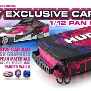 Hudy HUD199180  Hudy 1/12 Pan Car Carry Bag