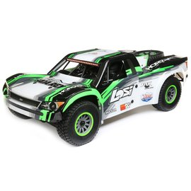 TLR / Team Losi LOS05013T1 1/6 Super Baja Rey 4WD DT Brushless RTR with AVC Black
