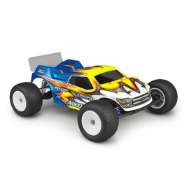 J Concepts JCO0388  Finnisher Body w/ Rear Spoiler, fits Associated T6.1 & Yokomo YZ2-T