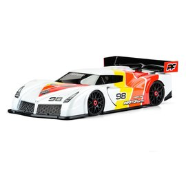 Protoform PRM1572-30  Hyper-SS Light Weight Weight Clear Body for 1/8 GT