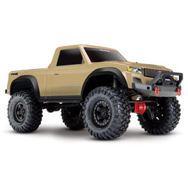 Traxxas TRA82024-4 TAN  TRX-4 Sport: 4WD Electric Truck with TQ 2.4GHz Radio System