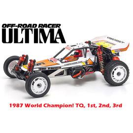 Kyosho KYO30625 Retro 1/10 2wd Ultima Buggy Kit