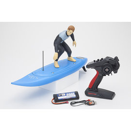 Kyosho KYO40110T1 RC Surfer 4 Blue Ready to Run