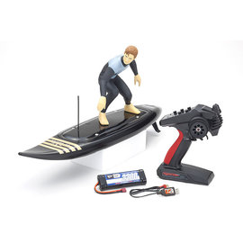 Kyosho KYO40110T2 RC Surfer 4 Black Ready to Run