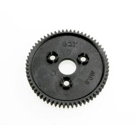 Traxxas TRA3959 E Revo Spur gear 62-tooth (0.8 metric pitch, compatible with 32-pitch)