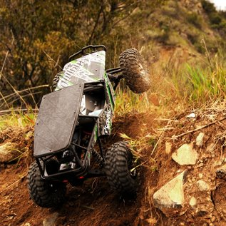 Axial Racing AX90018  1/10 Wraith 4WD Rock Racer Brushed RTR  AXID9018