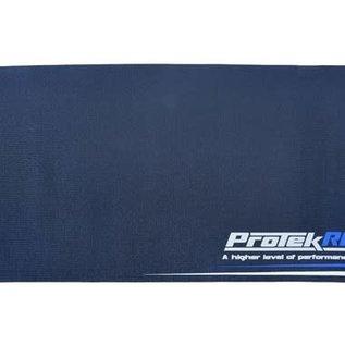 Protek RC PTK-8151  ProTek RC Pit Mat w/Closeable Mesh Bag (120x60cm)