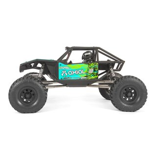 Axial Racing AXI03000T2  Green 1/10 Capra 1.9 Unlimited 4WD RTR Trail Buggy