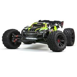Arrma ARA110002T1  Green 1/5 KRATON 4X4 8S BLX Brushless Speed Monster Truck RTR