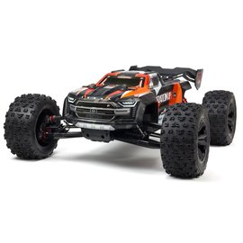 Arrma ARA110002T2  Orange 1/5 KRATON 4X4 8S BLX Brushless Speed Monster Truck RTR