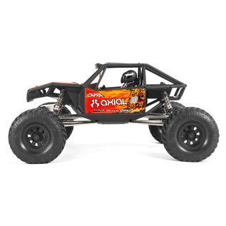 Axial Racing AXI03000T1  Red 1/10 Capra 1.9 Unlimited 4WD RTR Trail Buggy