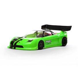 Phat Bodies PBNSX-01/UL  NSX 1:12 Ultralight version is 42 grams for GT12 Schumacher Atom, Zen or Mardave