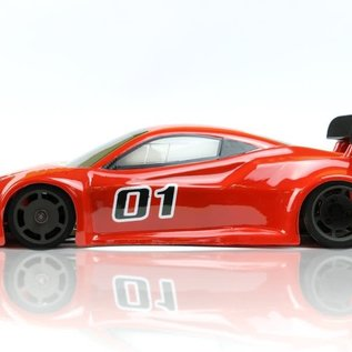 Phat Bodies PBGTF-03/UL  GTF 1:12 Ultralight version is 42 grams for GT12 RXGT12 and Schumacher Atom 2