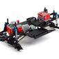 SSD SSD00300  SSD RC Trail King Pro Scale Crawler Chassis Builders Kit
