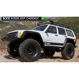Axial Racing AX90046 1/10 SCX10 II Jeep Cherokee 4WD Kit  AXIC9046