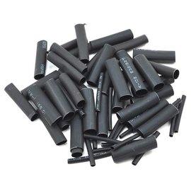Protek RC PTK-5453  1.5, 5, 6 & 8mm Shrink Tubing Assortment Pack (Black) (20)
