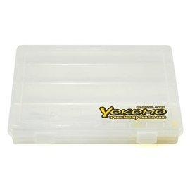 Yokomo YOK-YC-7  Yokomo Plastic Parts & Screws Carrying Case (190x225x40mm)