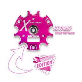 "Trinity REV1122P  X-Factor ""Pink"" Endbell with Ball Bearing"