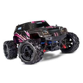 Traxxas TRA76054-5 LaTrax 1/18 Teton Pink Monster Truck 4WD RTR