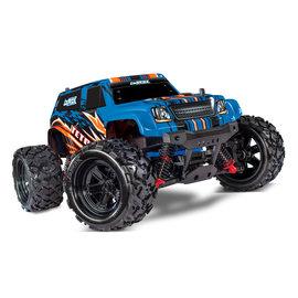 Traxxas TRA76054-5 LaTrax 1/18 Teton BlueX & Orange Monster Truck 4WD RTR