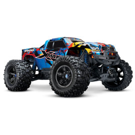 Traxxas TRA77086-4  RockinRoll  X-MAXX 4x4, 8S Brushless Powered, Extreme Size Monster Truck