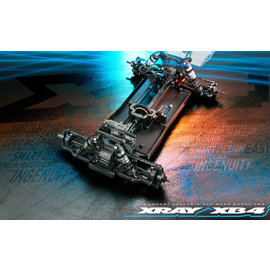 Xray XRA360007 - XRAY XB4'20 - 4WD 1/10 ELECTRIC OFF-ROAD CAR
