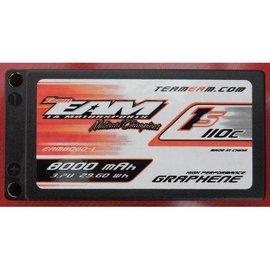 Team EA Motorsports EAM80110-1  EA Motorsports 1S 8000mAh 110c Shorty LiPo w/ 5mm Bullets